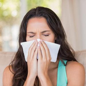 Аллергия и ее самые распространенные виды