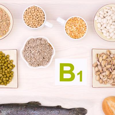 Роль витамина В1 в организме человека, избыток и дефицит