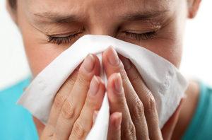 Сенная лихорадка или поллиноз
