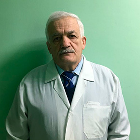 Маккаев Хайбула Магомедович