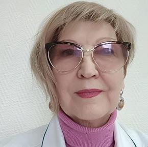 Кудашкина Алевтина Петровна